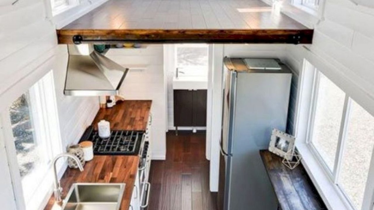 16 Tiny House Interior Design Ideas Futurist Architecture