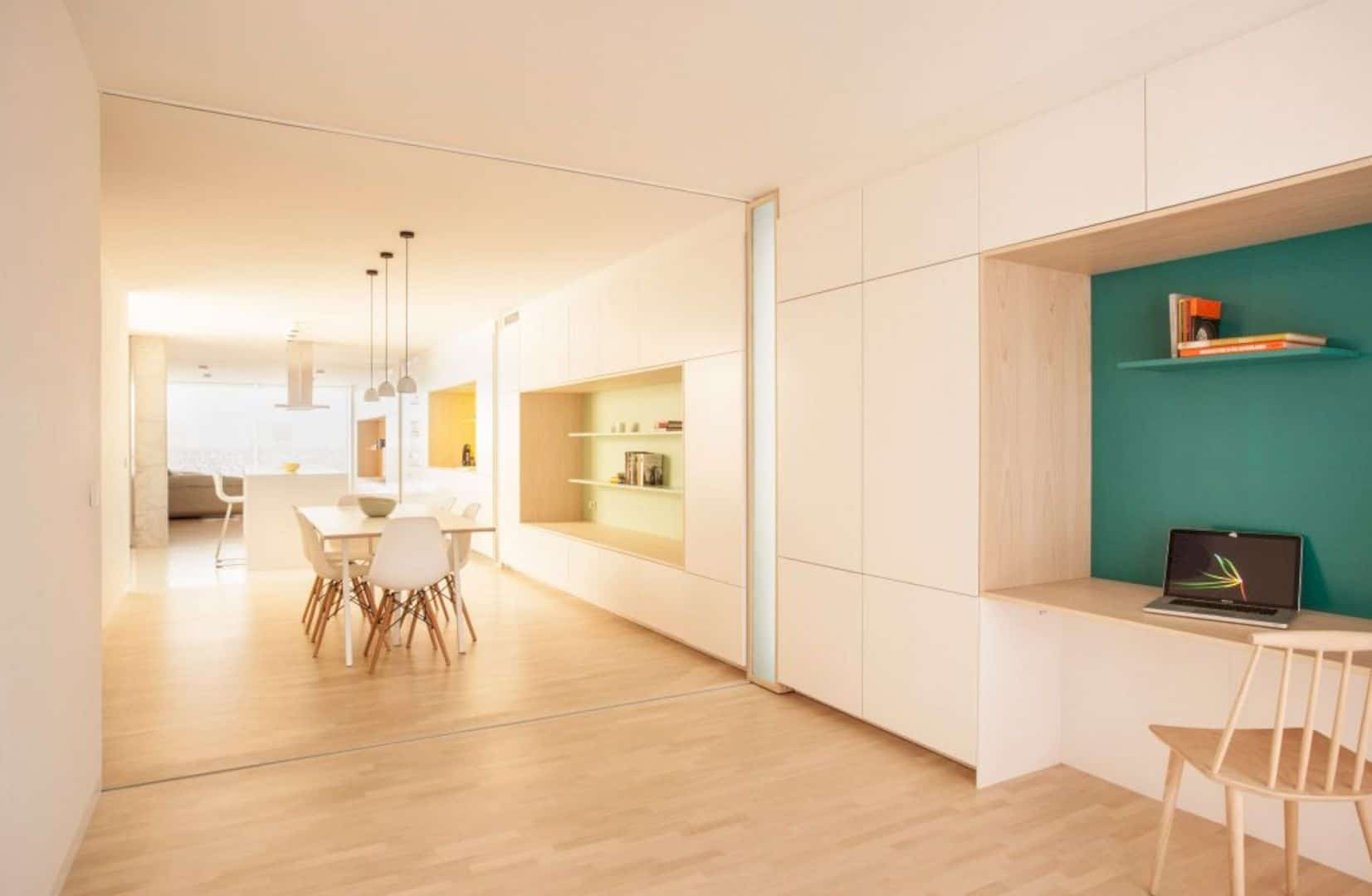 Alicante Apartment Renovation By Diego Lopez Fuster Arquitecture 7