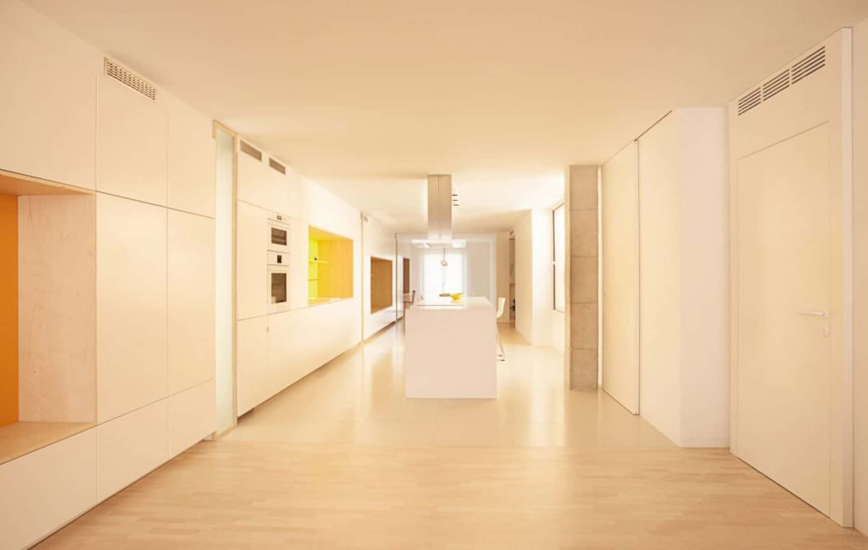 Alicante Apartment Renovation By Diego Lopez Fuster Arquitecture 8