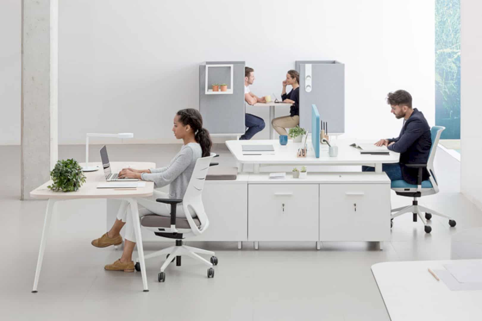 Actius Twist Offers A Fresh And Flexible Workspace 14