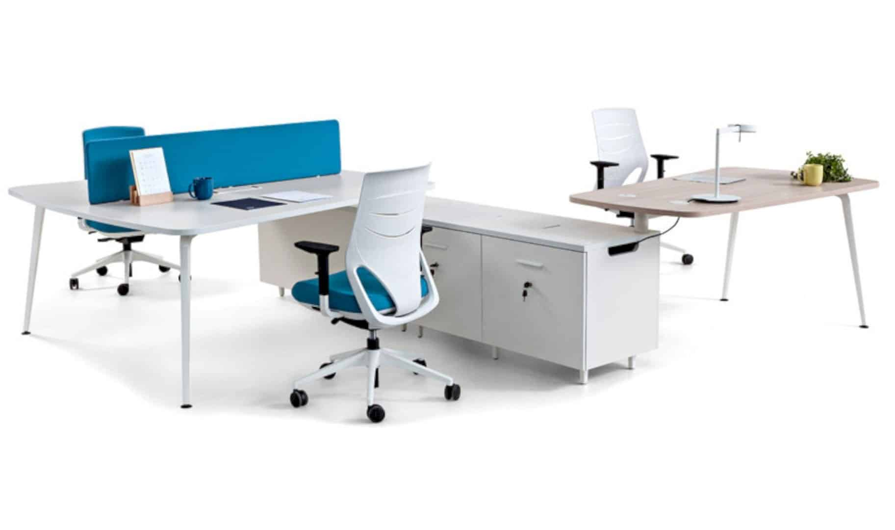 Actius Twist Offers A Fresh And Flexible Workspace 8