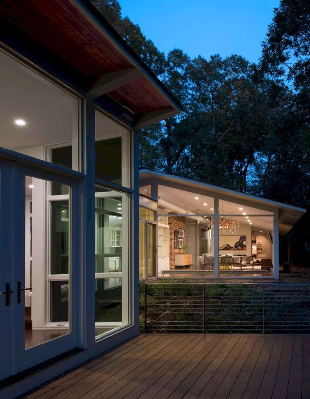Mid Century Modern Residence 10