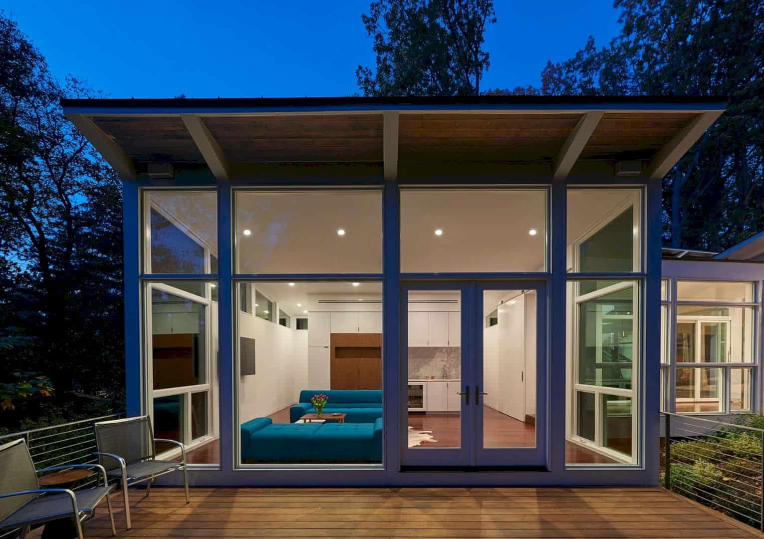 Mid Century Modern Residence 14