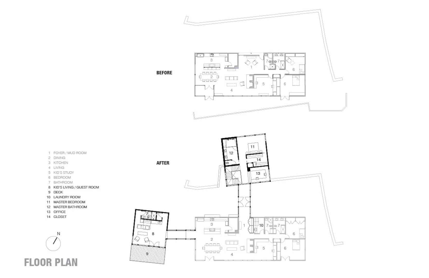 Mid Century Modern Residence 16