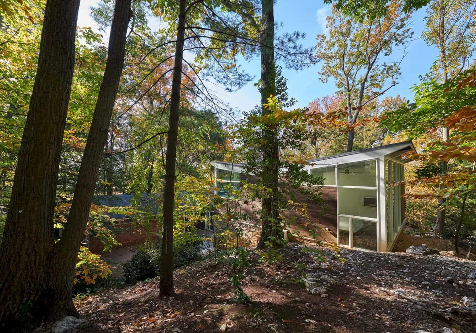Mid Century Modern Residence 5