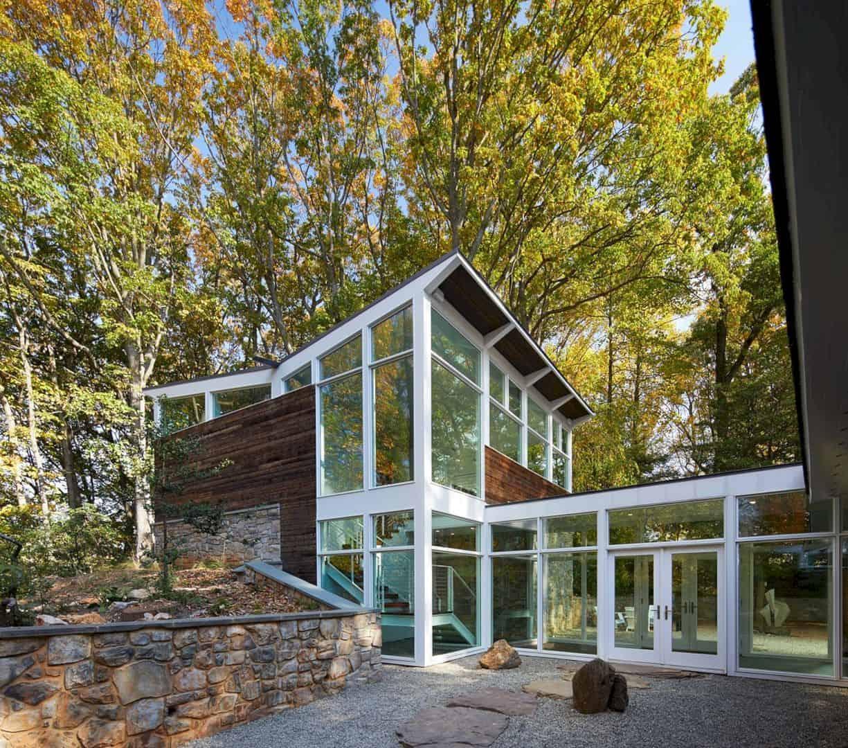 Mid Century Modern Residence 6