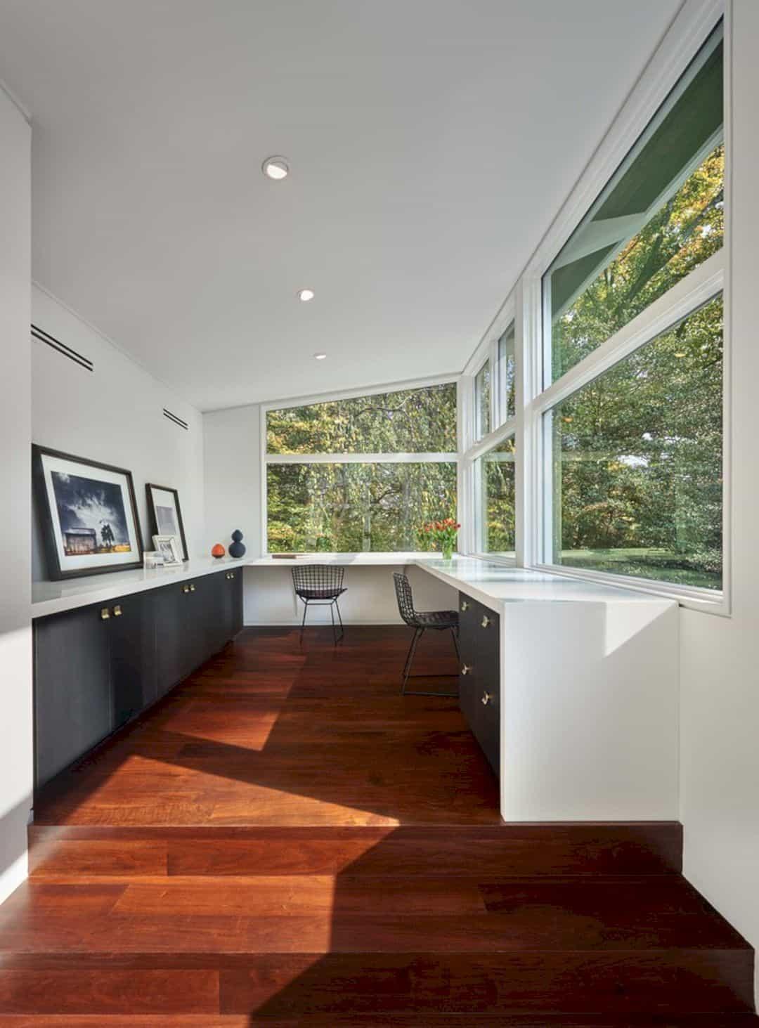 Mid Century Modern Residence 9