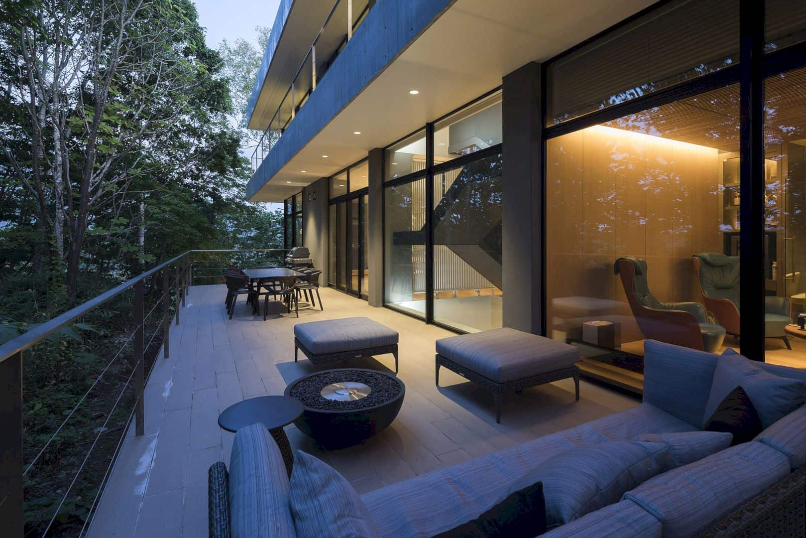 The Clearwater House A Refreshing Vacation Home In Japan 3