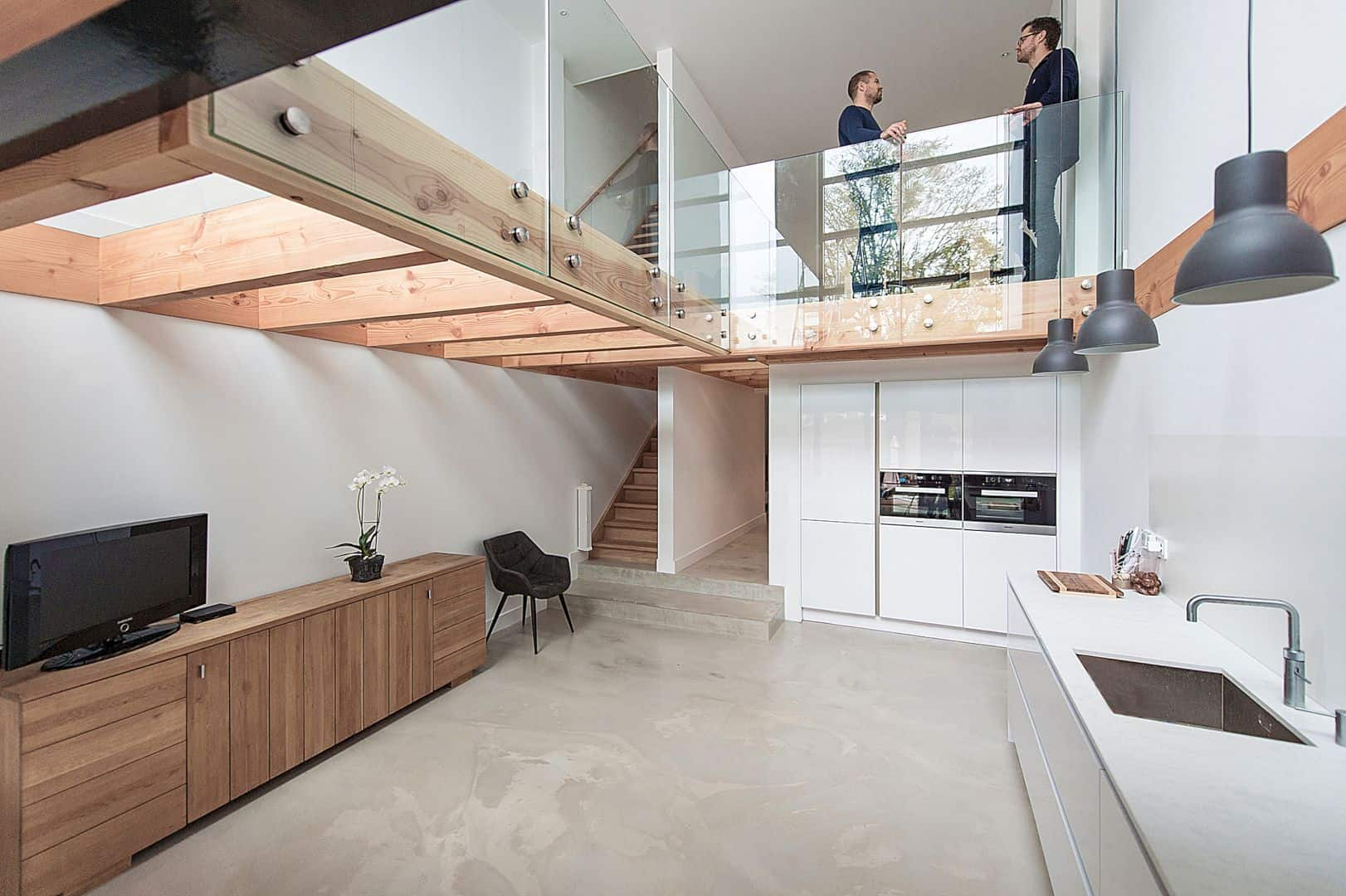 The Renovation And Extension Of A Row House In Overveen 6