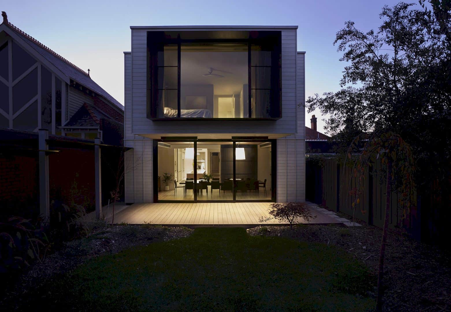 A Timber Clad Residence In Albert Park 12
