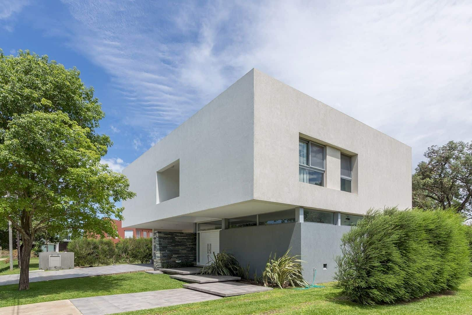 House In El Paso Enhancing The Relationship Inside With The Surrounding Landscape 7