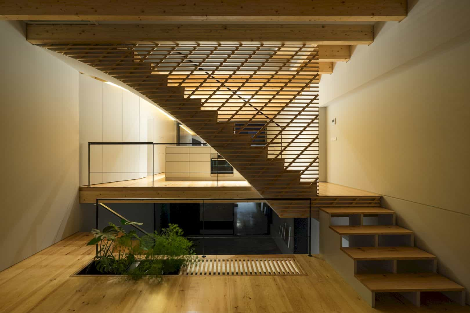 House S A Light Filled House With Uncommon Shades In Porto 1