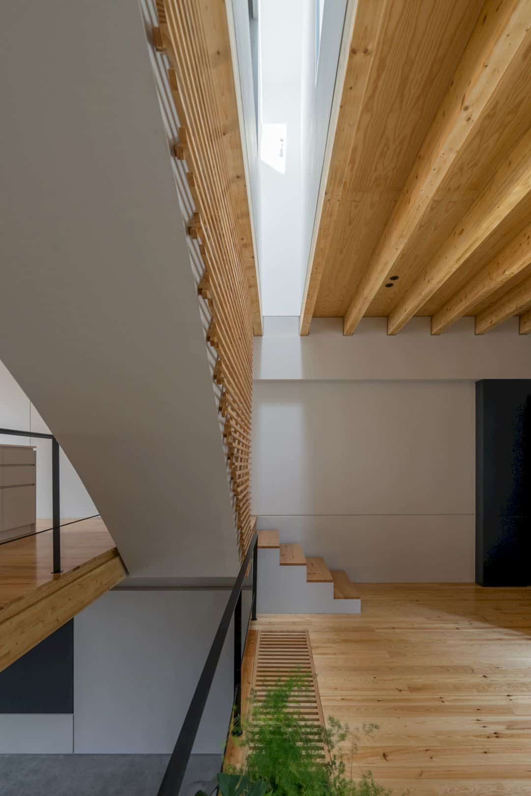 House S A Light Filled House With Uncommon Shades In Porto 4