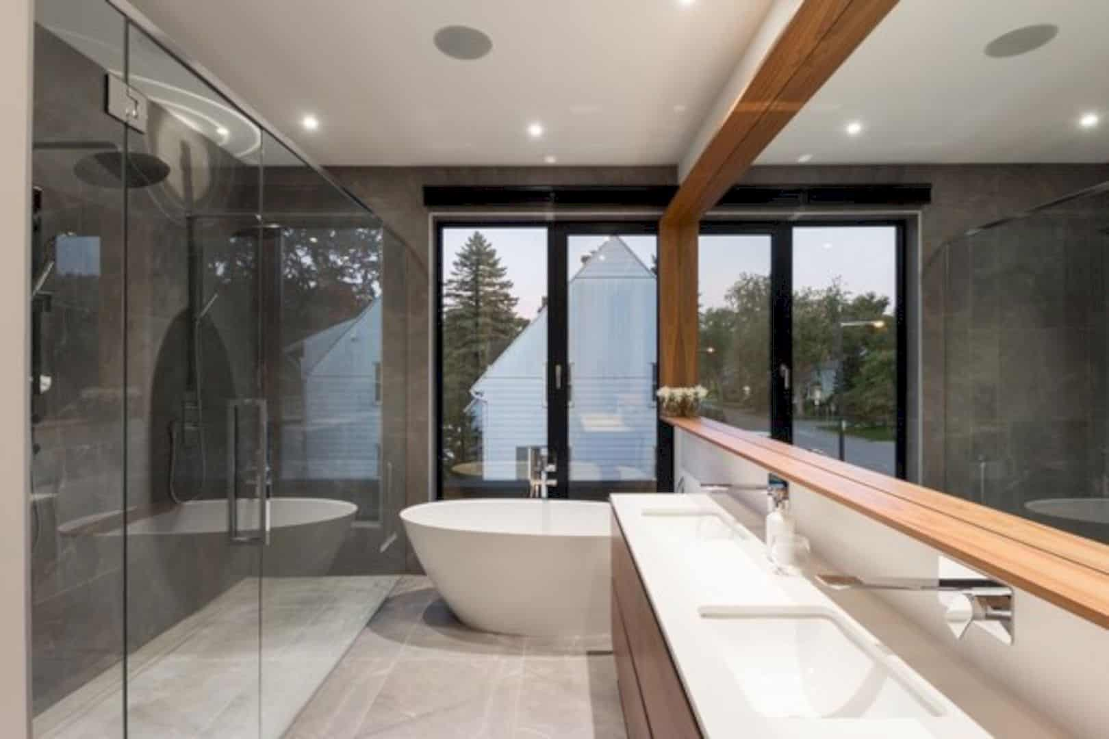 Oak Residence A Modern And Minimalist Home With Natural Materials 1