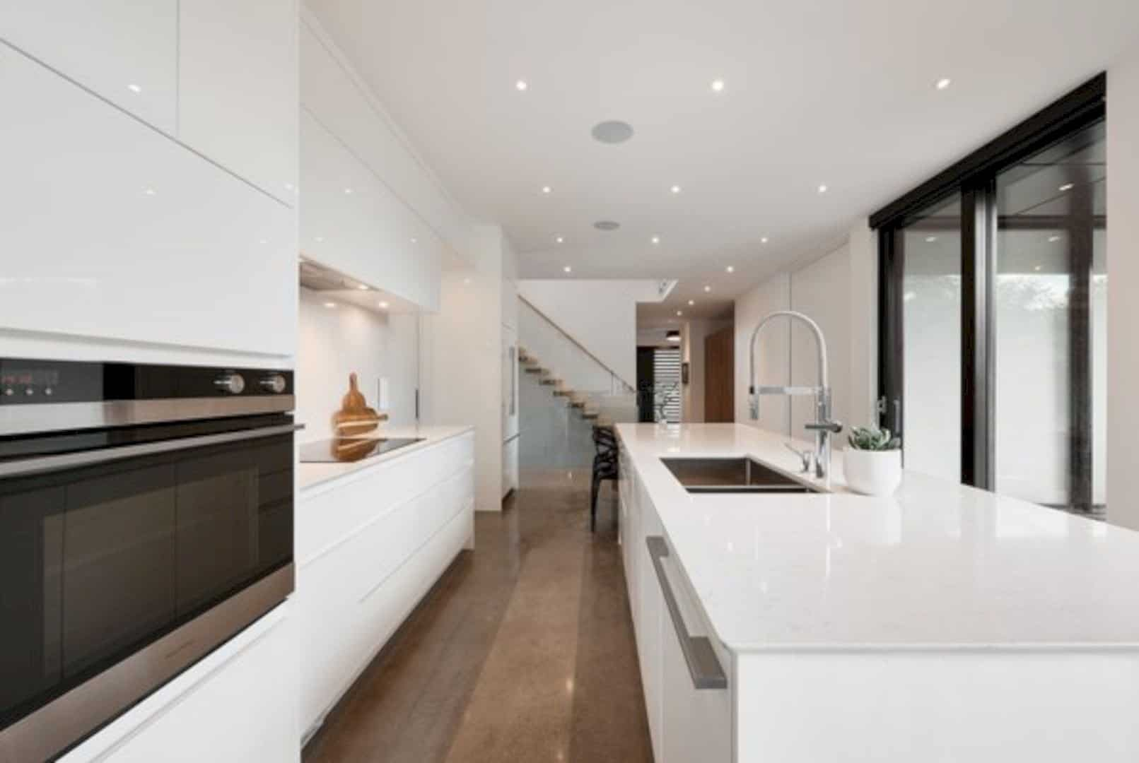 Oak Residence A Modern And Minimalist Home With Natural Materials 5