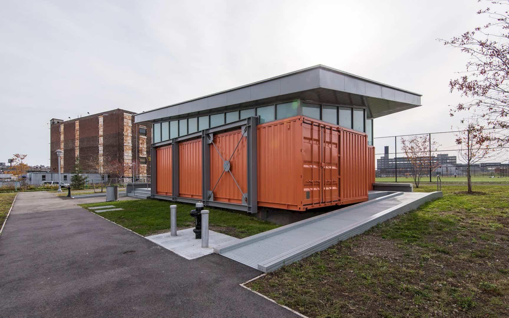 The Project For Bush Terminal Public Facility 4