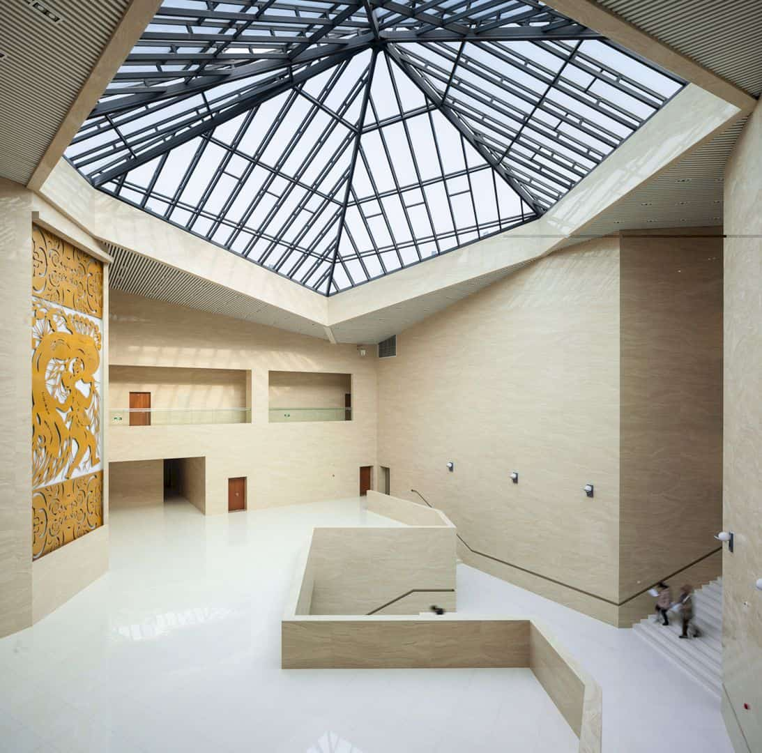 Designs Science Center: Tonghua Science & Cultural Center: The Harmonization Of