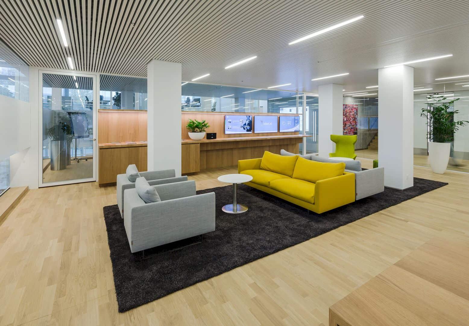 Van Spaendonck Enterprise House Emphasizing The Importance Of Cooperation 1