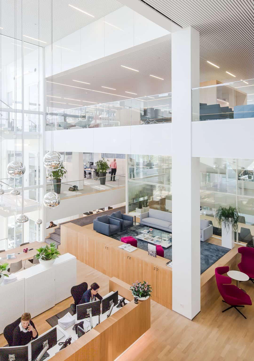 Van Spaendonck Enterprise House Emphasizing The Importance Of Cooperation 11