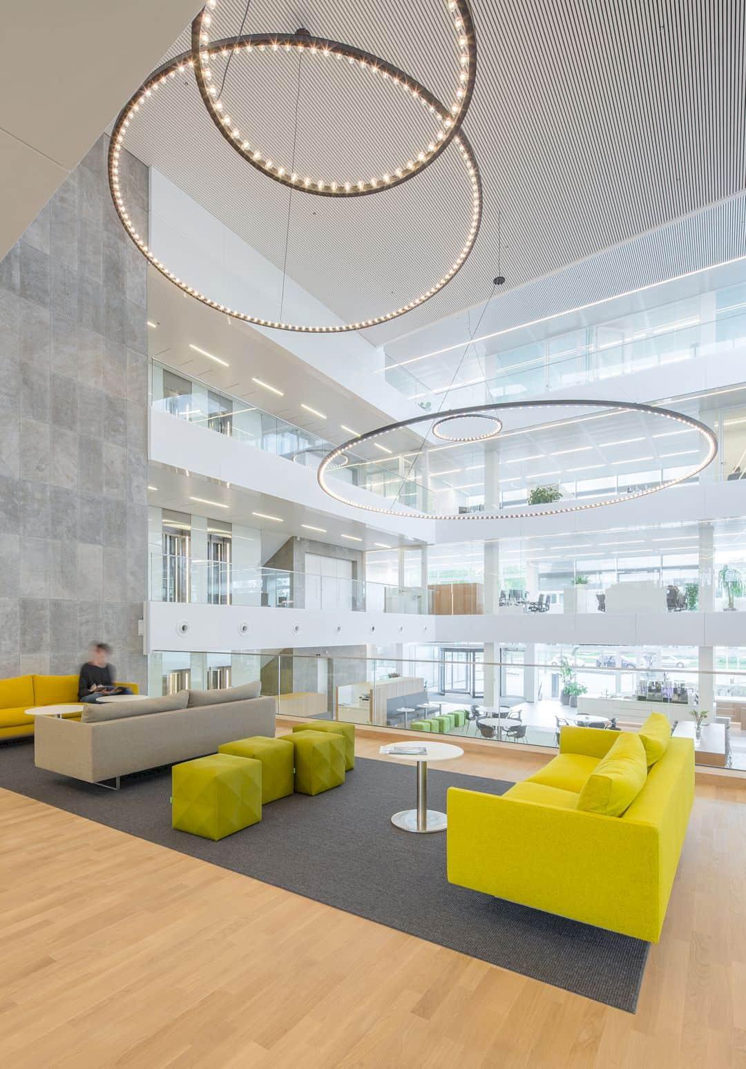 Van Spaendonck Enterprise House Emphasizing The Importance Of Cooperation 2