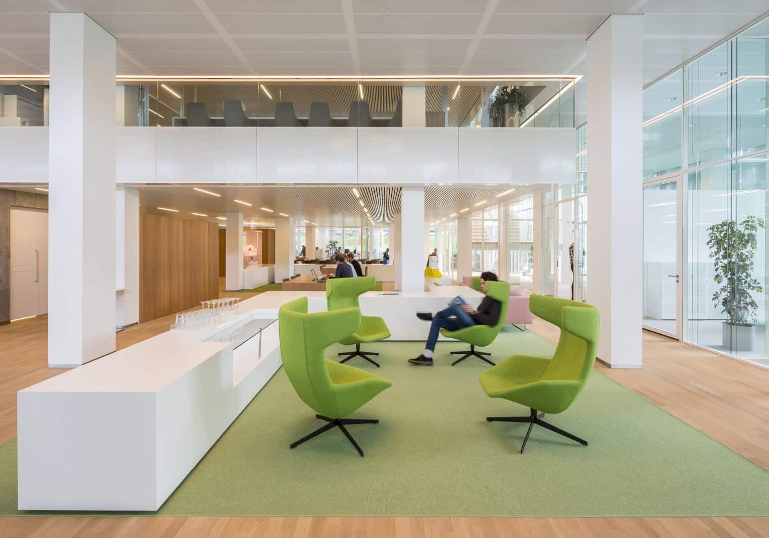 Van Spaendonck Enterprise House Emphasizing The Importance Of Cooperation 3