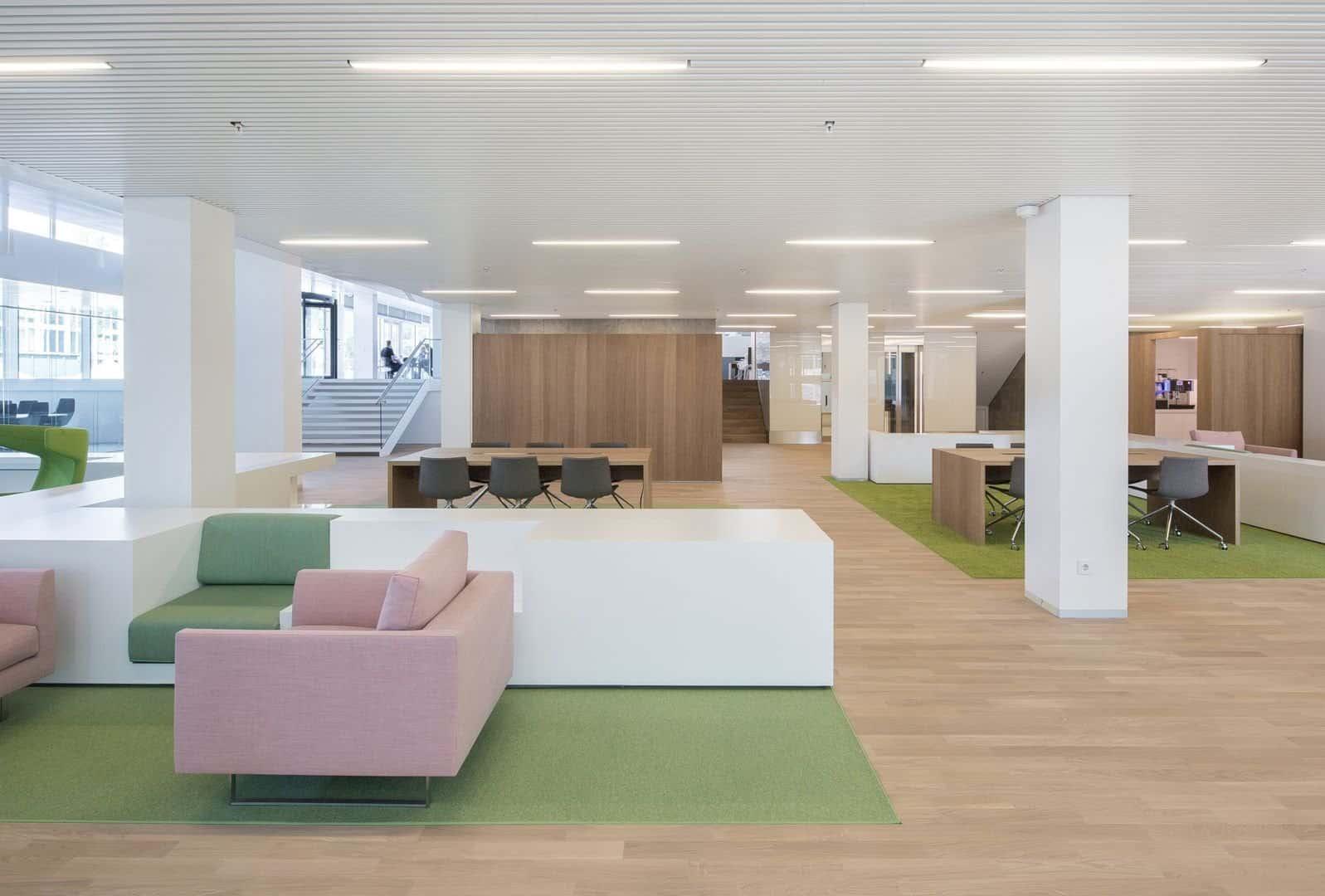 Van Spaendonck Enterprise House Emphasizing The Importance Of Cooperation 4