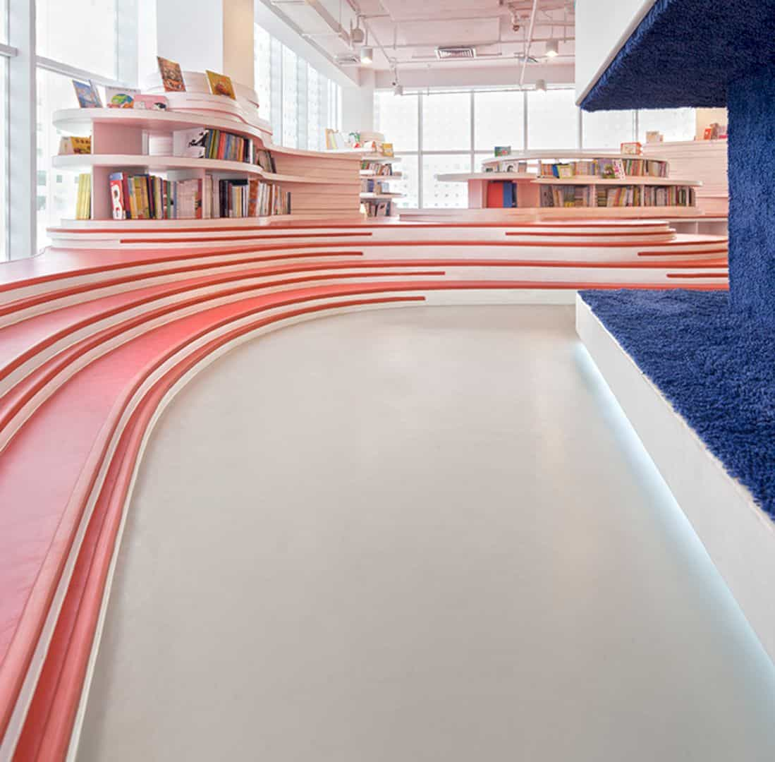 Family Box: A Kindergarten and An Indoor Playground for ...