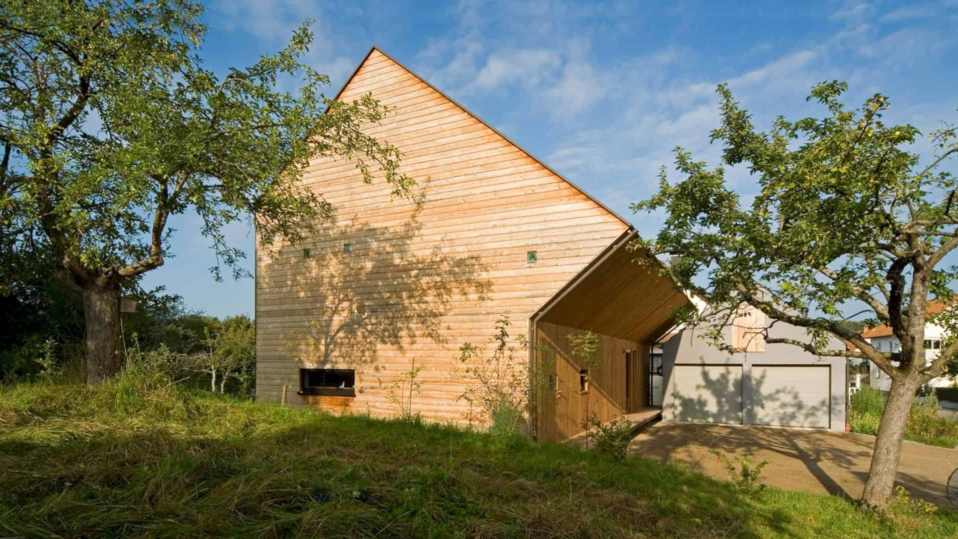 Timber House 7