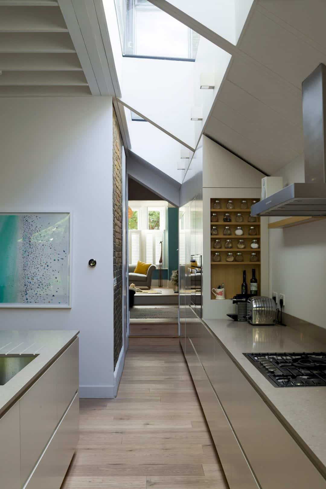 Edwardian House Extension By Mustard Architects 1