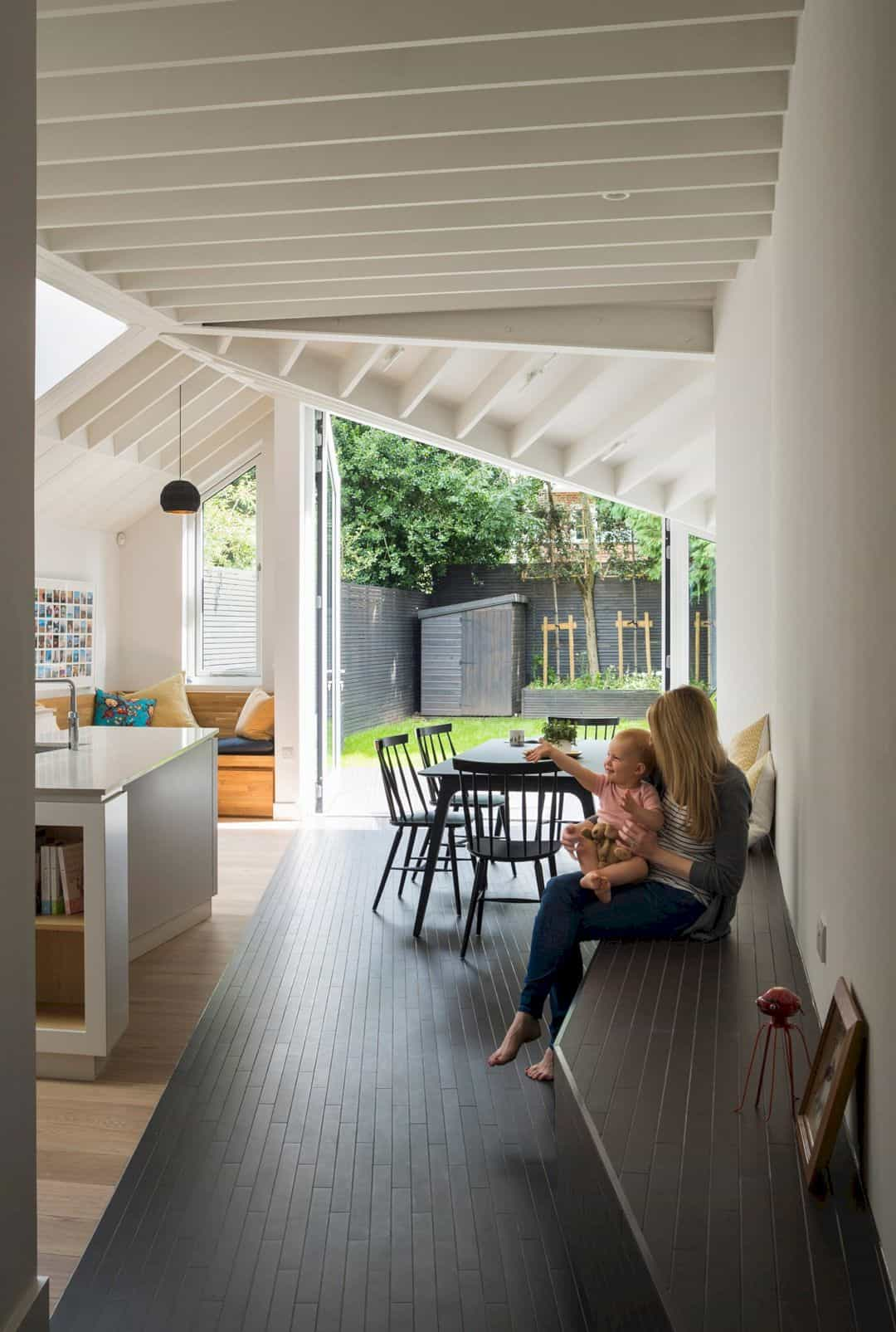 Edwardian House Extension By Mustard Architects 2