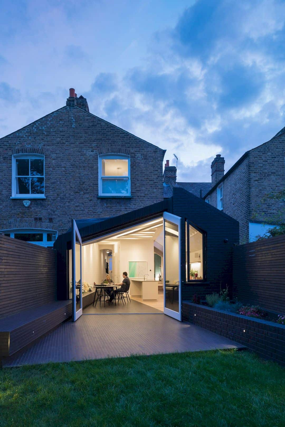 Edwardian House Extension By Mustard Architects 7