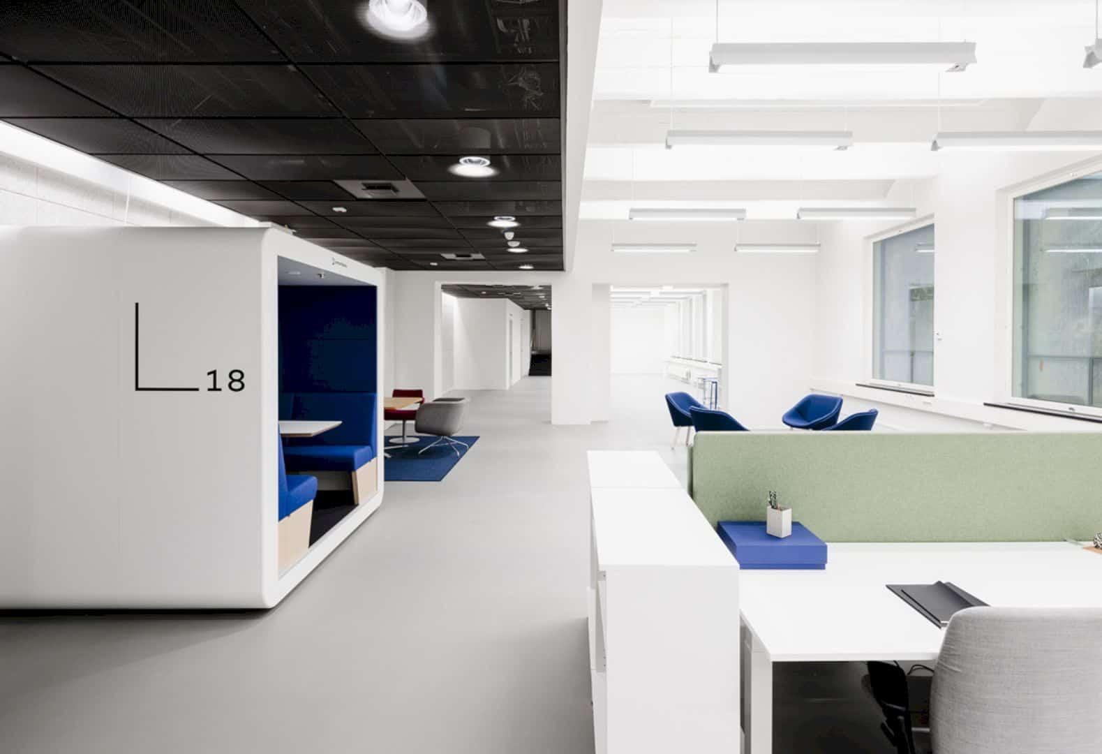 Lönnrotinkatu 18 A Unique And Modern Loft Office In Helsinki 6