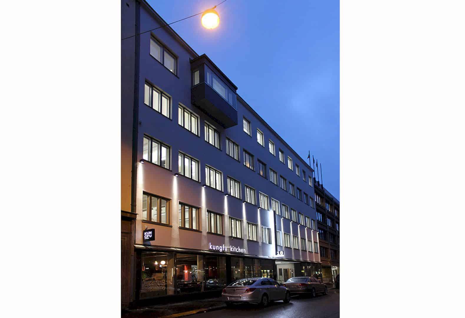 Lönnrotinkatu 18 A Unique And Modern Loft Office In Helsinki 9