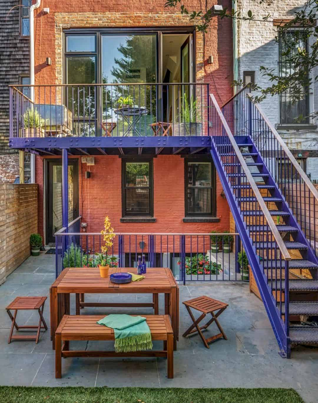 Fort Greenes Brownstone House With Three Duplexes And A Private Suite 15