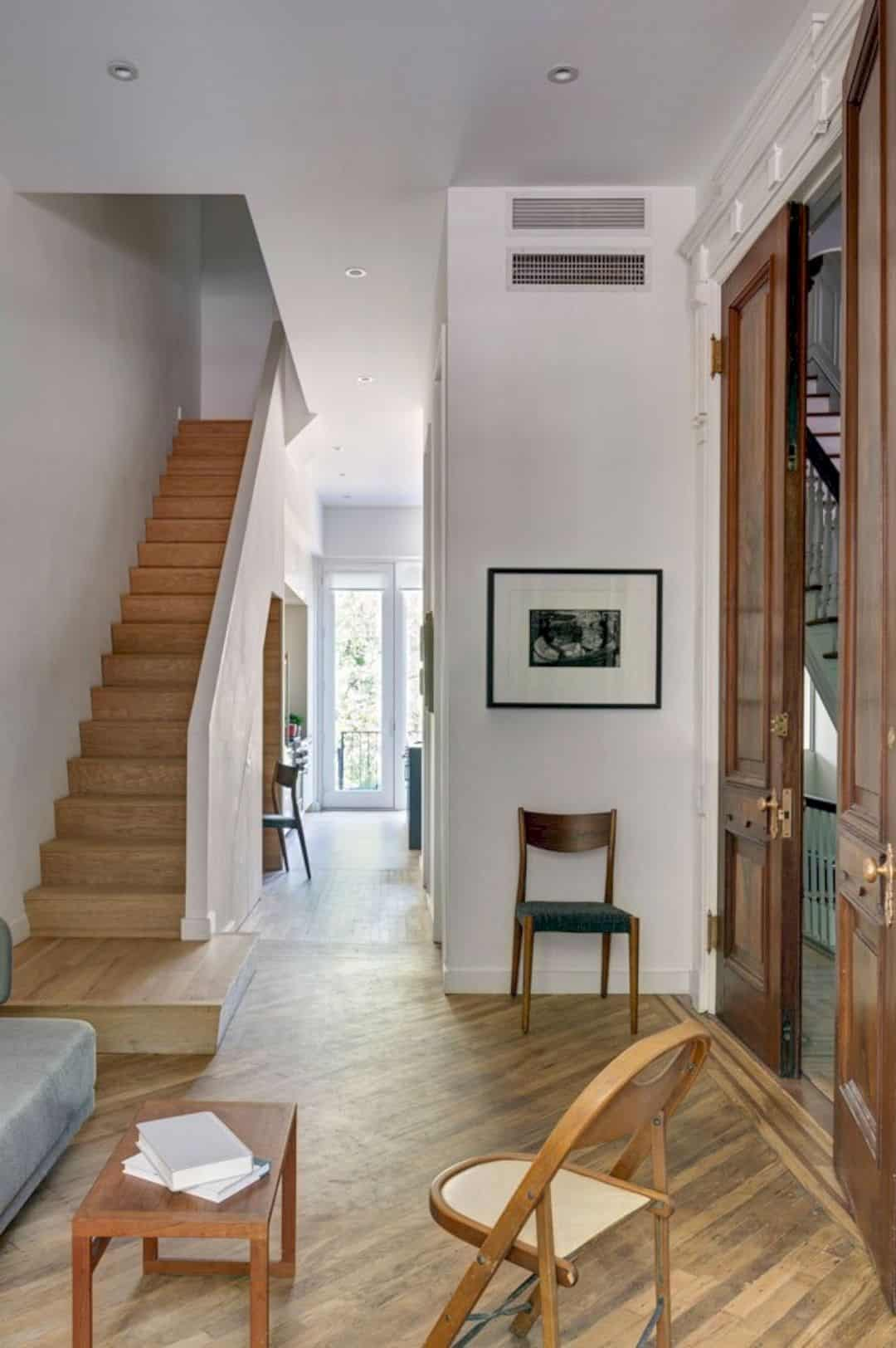Fort Greenes Brownstone House With Three Duplexes And A Private Suite 17