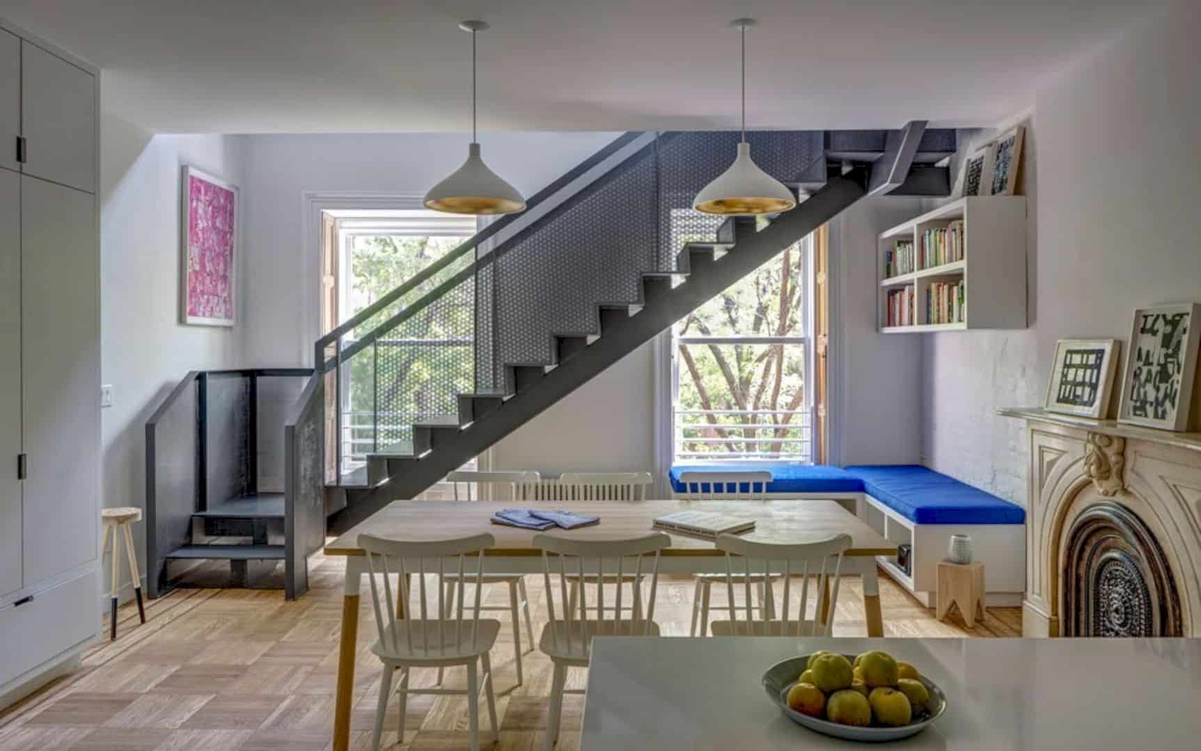 Fort Greenes Brownstone House With Three Duplexes And A Private Suite 9