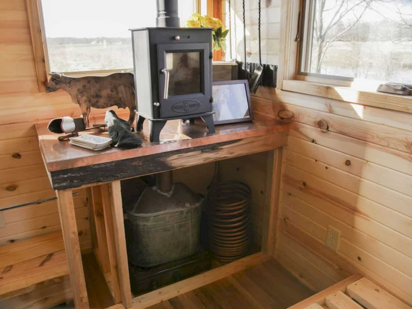 Honey On The Rock A Peculiar Tiny House With A Great Craftmanship 1
