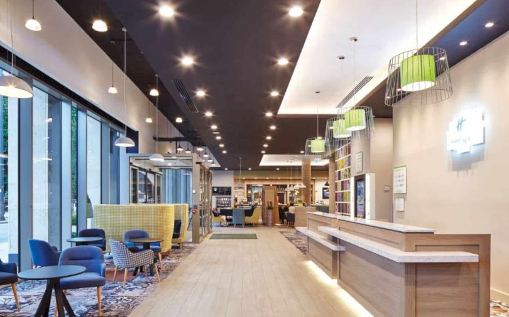 Holiday Inn Manchester City Centre 6