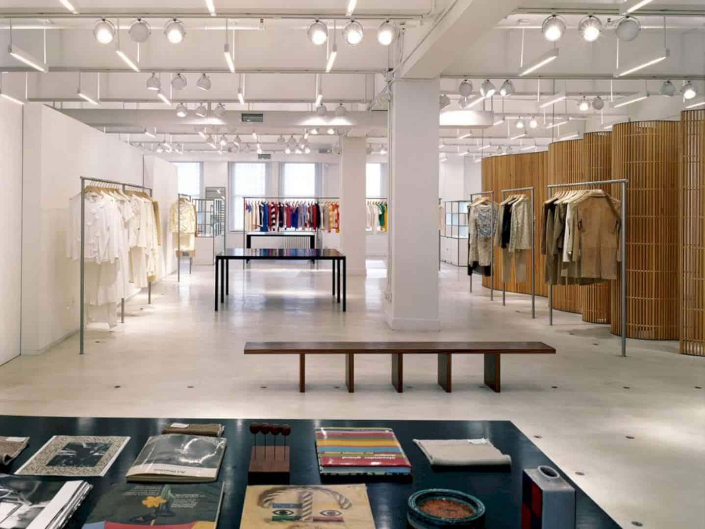 Fashionhaus Showroom A Warehouse Turned Showroom For European Fashion Labels 5
