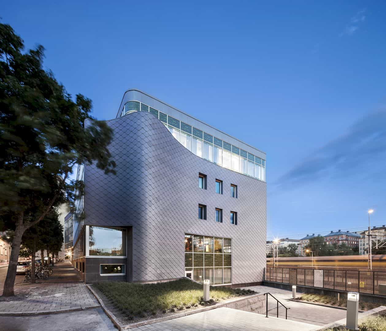 The Building Is Designed With The Modern Design To Get A Good Balance With  The High Profile Building Around It. It Is Renovated And Also Offering  Flexible ...