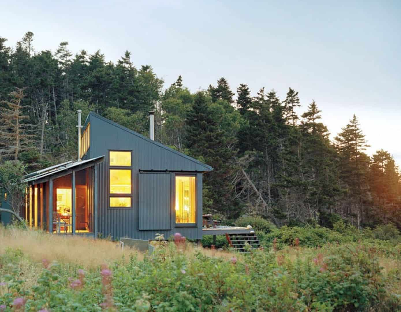 A Tiny Green Getaway Cabin On East Americas Outermost Inhabited Island 6