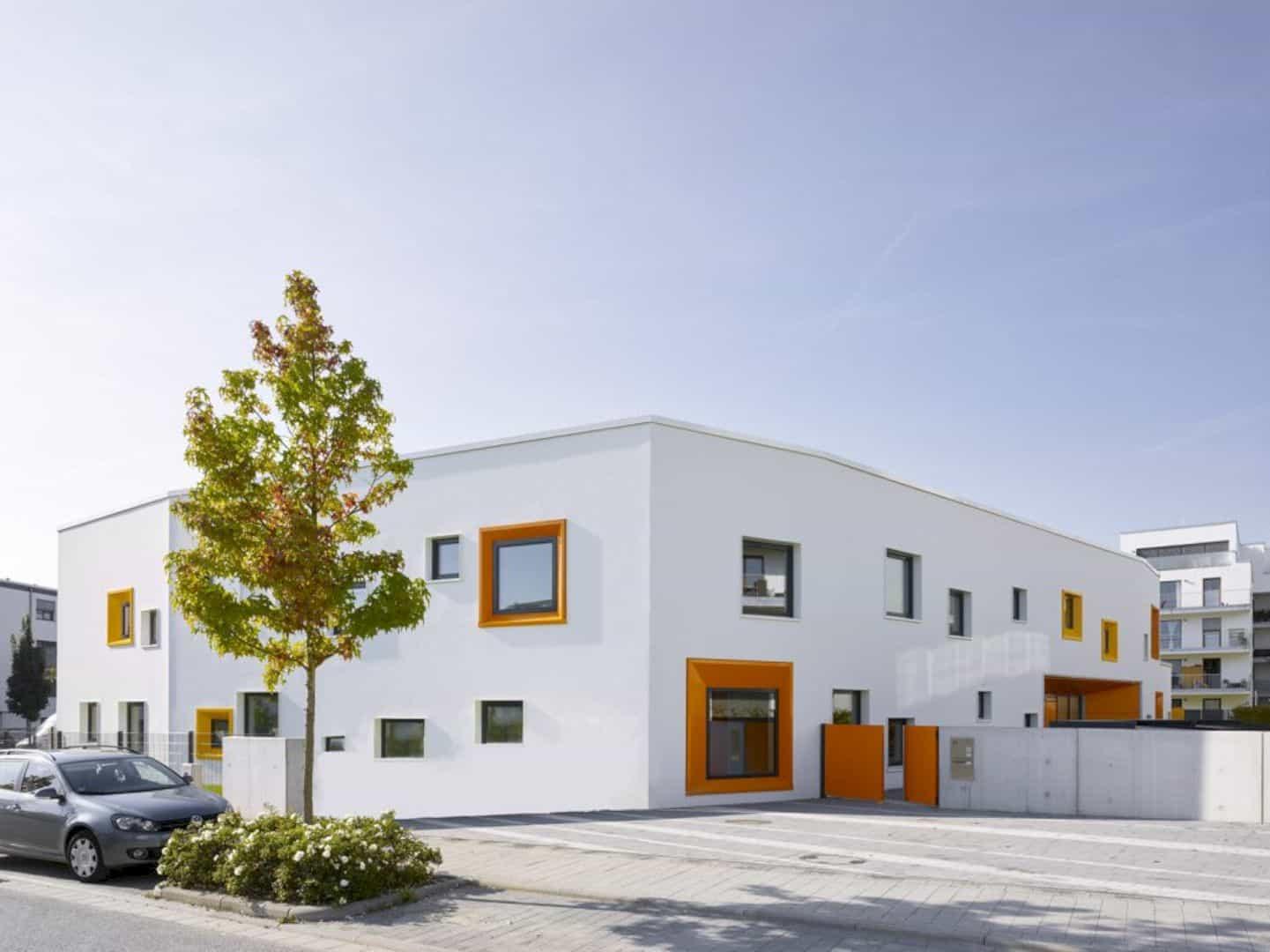 Koenigsblick Kindergarten A Childcare Center Incorporating Park Concept 4