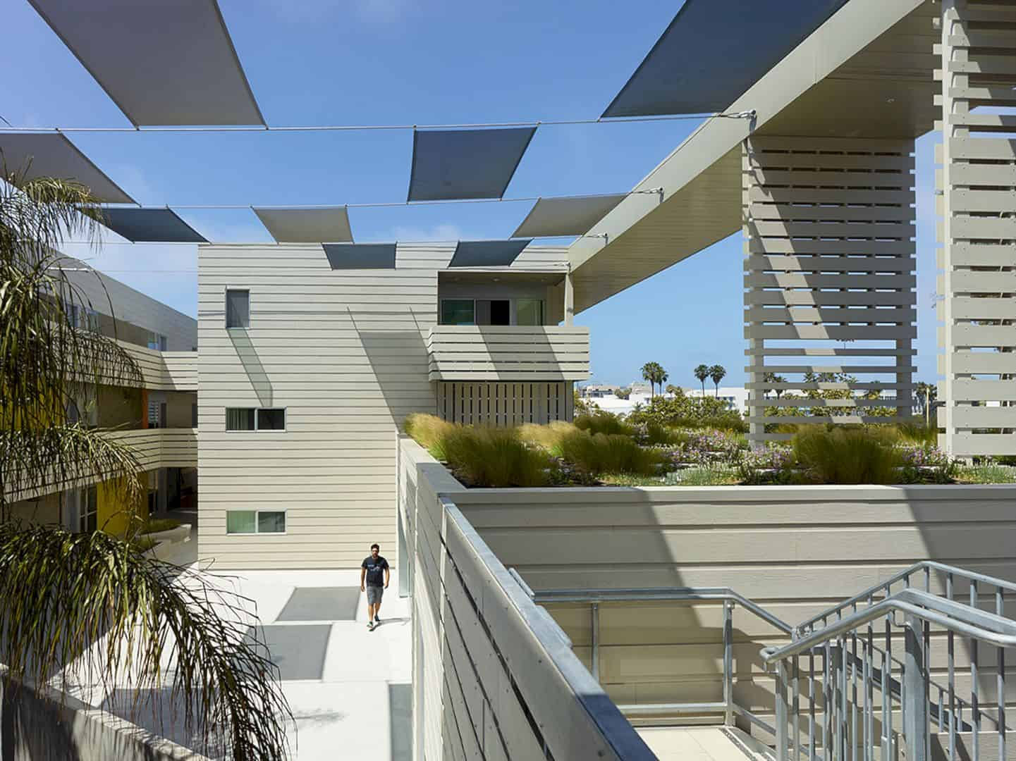 430 Pico Place: An Affordable and Green Apartment Building in Santa Monica