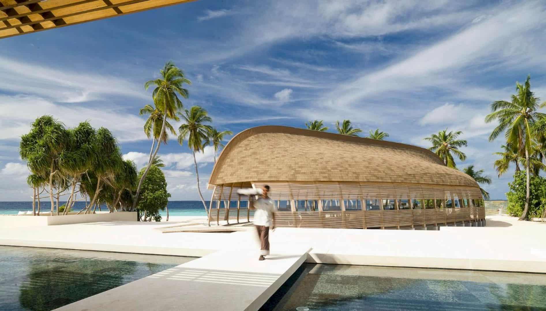 Park Hyatt Maldives: The First Resort with Green Globe Certification in Maldives