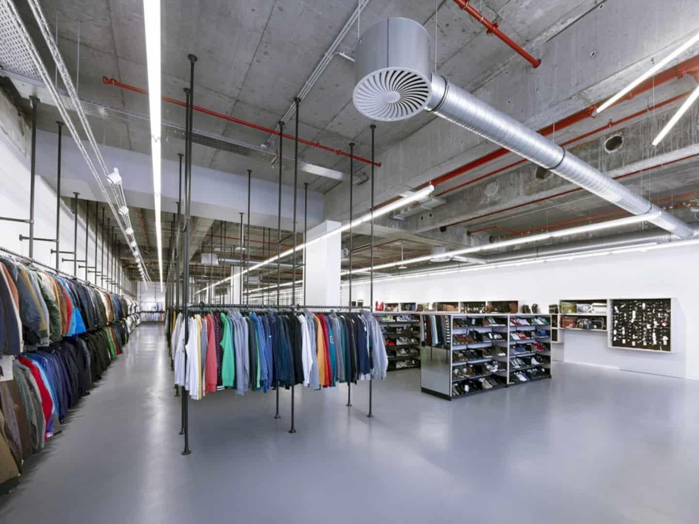 Zalando Outlet: An Online Clothing Retailer Adopting Contemporary Loft-Like Environment