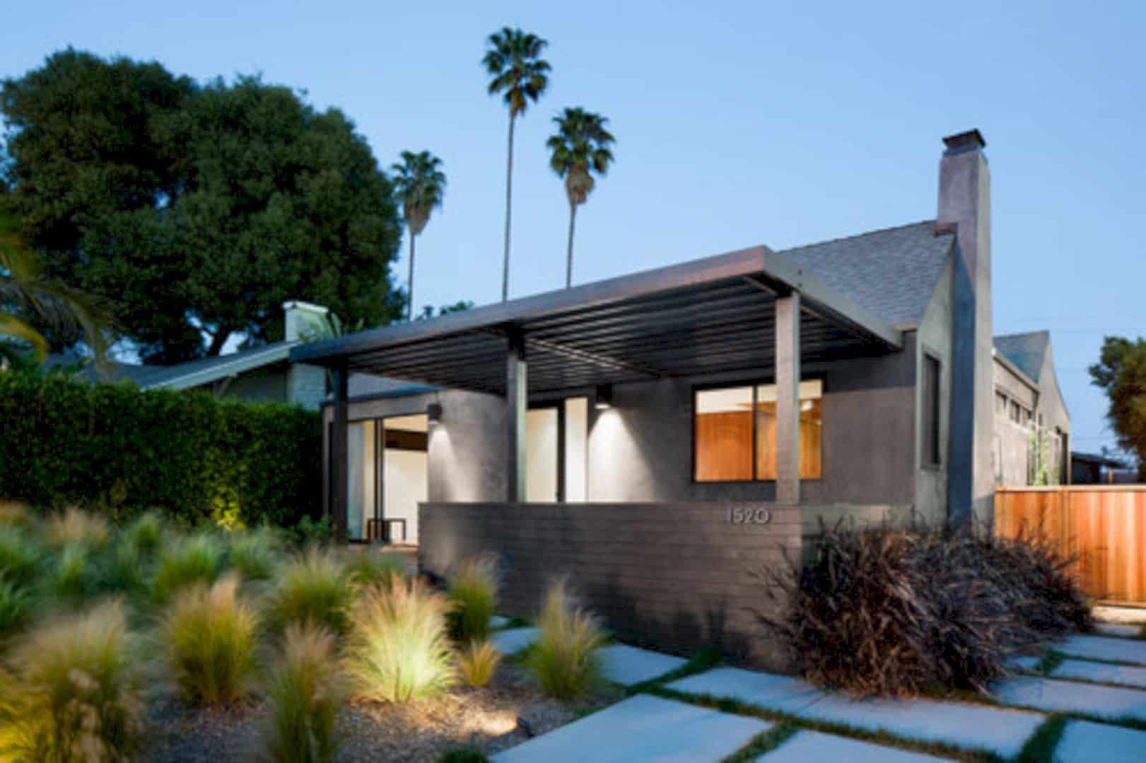 Hollywood Bungalow The Transformation Of A 90 Year Old Home In Hollywood 12