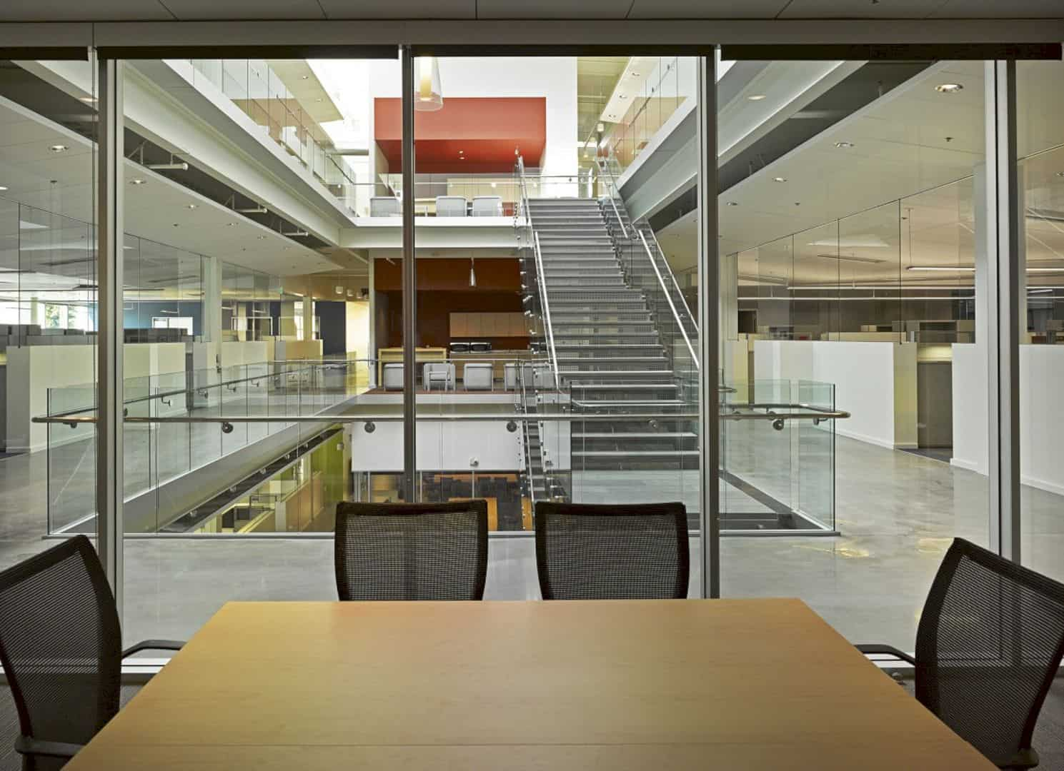 Slac National Accelerator Laboratory Research Support Building A Light Filled And Modern Office Promoting Collaboration And Interaction 1