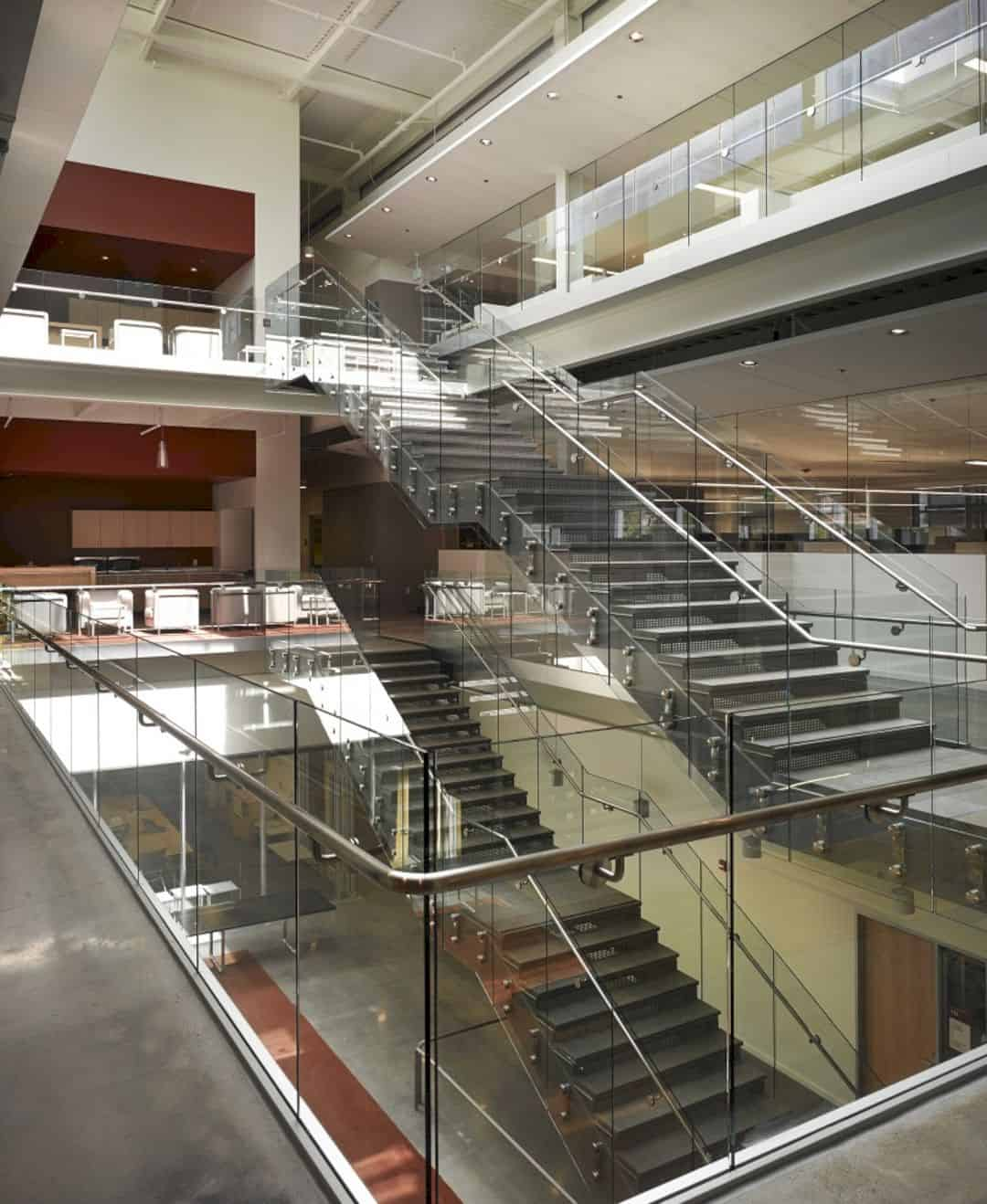 Slac National Accelerator Laboratory Research Support Building A Light Filled And Modern Office Promoting Collaboration And Interaction 3