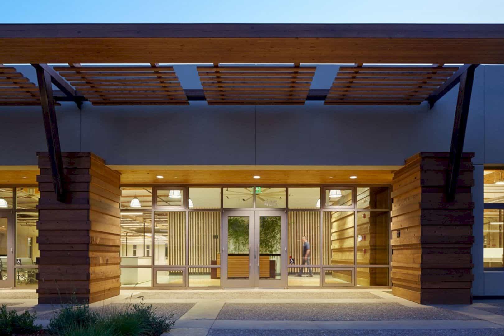 435 Indio Way Net Zero Energy Offices In Sunnyvale 2