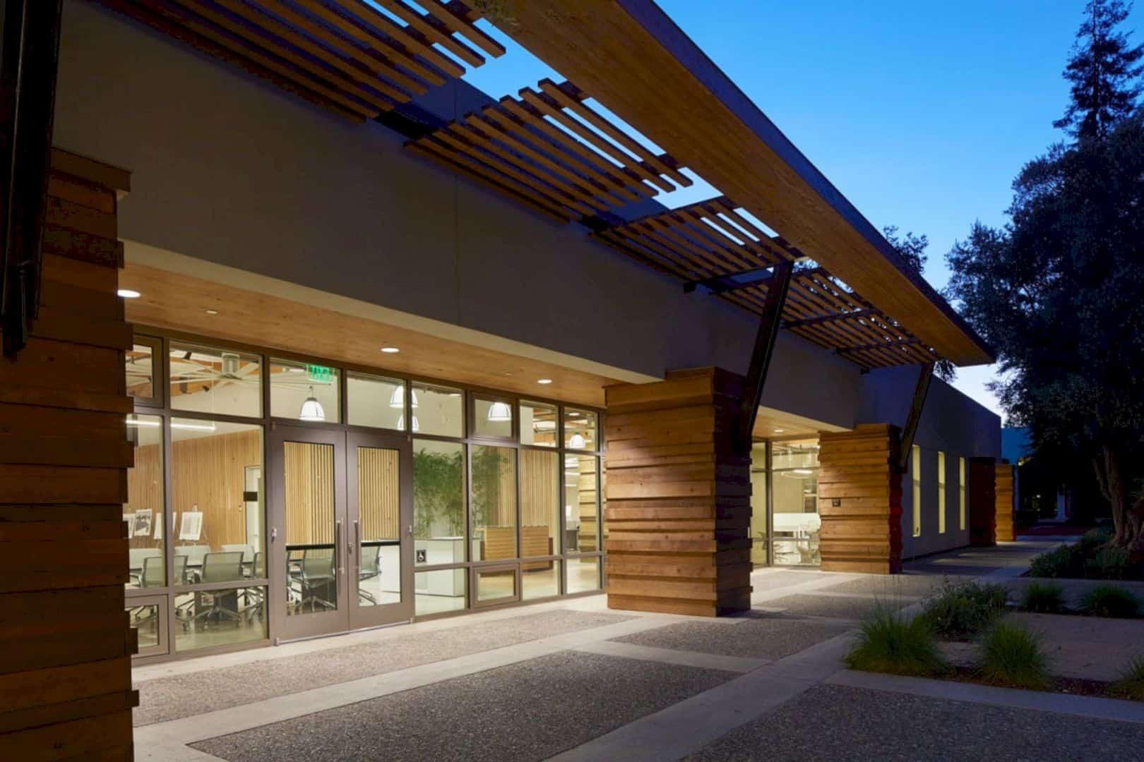 435 Indio Way Net Zero Energy Offices In Sunnyvale 3